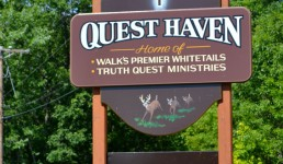 Quest Haven Sign